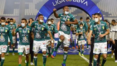 Con Pedro Aquino, León se coronó campeón de la Liga MX: venció 2-0 a Pumas en la final