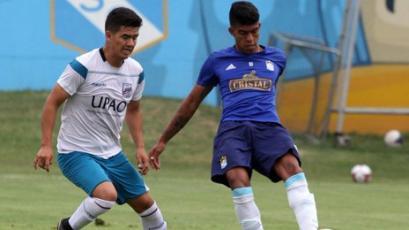 Sporting Cristal cayó ante Carlos A. Mannucci