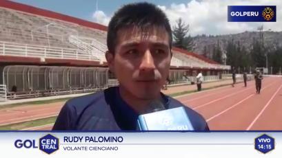 Rudy Palomino: