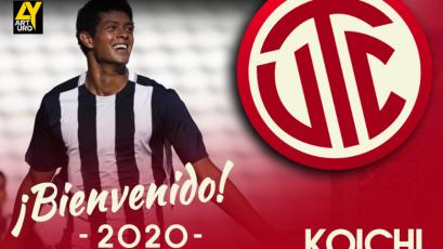 Liga1 Movistar 2020: UTC anunció el fichaje de Koichi Aparicio