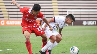 Liga1 Betsson: Universidad San Martín igualó 1-1 ante Cienciano por la fecha 3 de la Fase 2