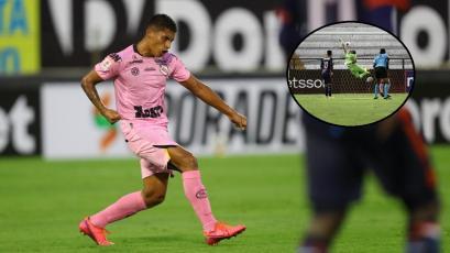 Sport Boys: Diego Ramírez anotó un golazo espectacular para los rosados (VIDEO)