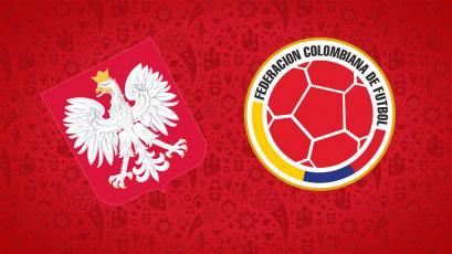 Previa: Polonia y Colombia buscarán su primera alegría en el Mundial