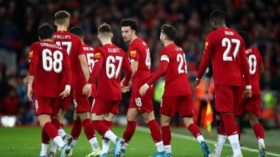 FA Cup: Liverpool sigue imparable y eliminó al Everton en el clásico (VIDEO)