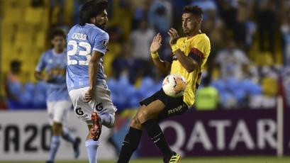 Copa Libertadores: Sporting Cristal cayó goleado frente a Barcelona por el duelo de ida