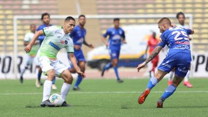 Liga2: Pirata FC igualó 1-1 ante Santos FC por la fecha 8 (VIDEO)