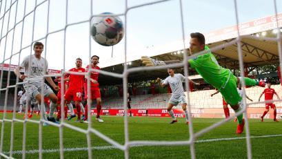 Bundesliga: los mejores datos de los partidos de la jornada 27, uno por uno