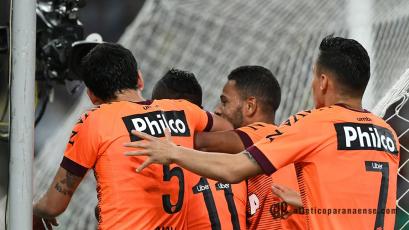 Copa Sudamericana: Atlético Paranaense clasificó a la final