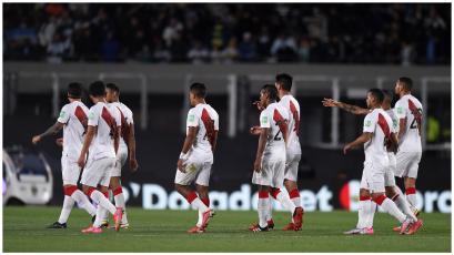Selección Peruana cayó tres puestos en el ranking FIFA