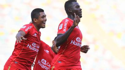 """Jarlín Quintero: """"Con el alma, el equipo sacó adelante este partido"""" (VIDEO)"""