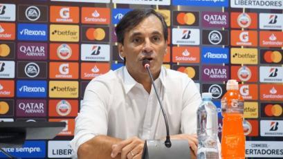 Fabián Bustos sobre Sporting Cristal vs Barcelona: