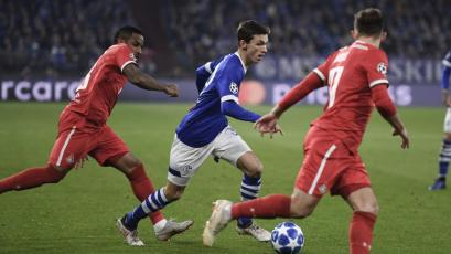 Jefferson Farfán y el Lokomotiv se despidieron de la Champions League