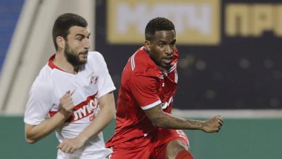 Jefferson Farfán fue titular en caída del Lokomotiv