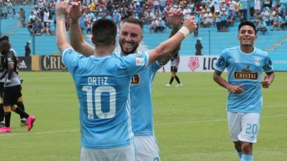 Sporting Cristal: Emanuel Herrera volvió al gol luego de 10 meses (VIDEO)