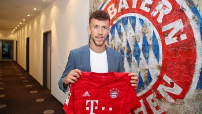 Oficial: Ivan Perisic es nuevo jugador del Bayern Múnich