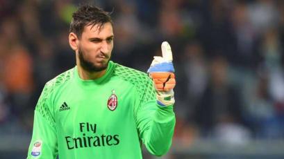 Gianluigi Donnarumma cumple 200 partidos en el Milan