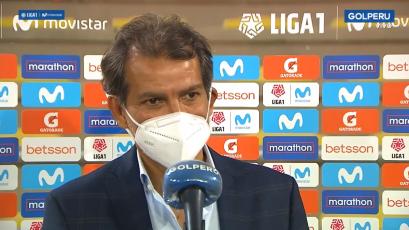 """Franco Navarro: """"Nos tocó perder ante un rival que ha hecho las cosas muy bien"""""""