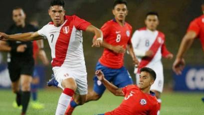 Sudamericano Sub 17: Perú cae ante Chile y pierde el invicto
