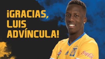 Tigres de México confirmó la compra definitiva de Luis Advíncula al Rayo Vallecano