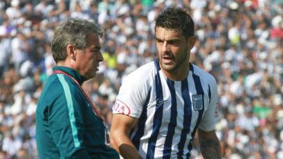 Alianza Lima: Luis Aguiar sumó sus primeros minutos en amistoso contra César Vallejo