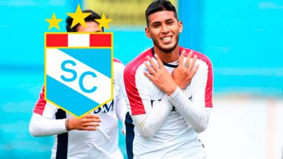 Sporting Cristal llegó a un acuerdo con Junior Huerto