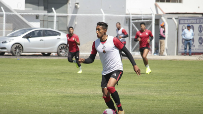 FBC Melgar continúa los entrenamientos con el retorno de sus seleccionados