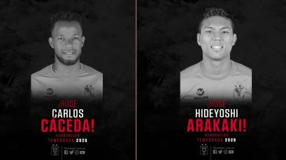 FBC Melgar: Carlos Cáceda e Hideyoshi Arakaki fueron confirmados por todo el 2020