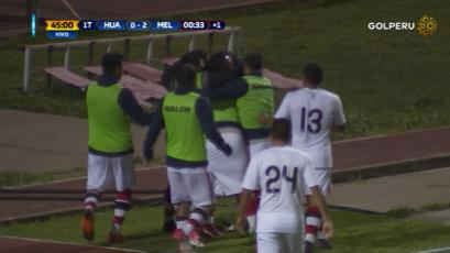 FBC Melgar venció a Sport Huancayo con goles de Tejeda y Cuesta
