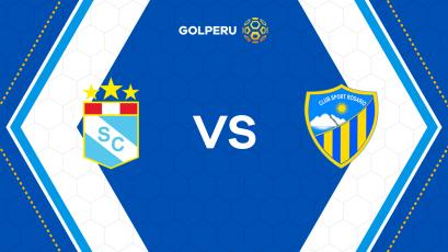 Sporting Cristal y Sport Rosario se enfrentan en el Alberto Gallardo