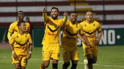 Academia Cantolao alarga su invicto venciendo a Club San Martín (3-1)