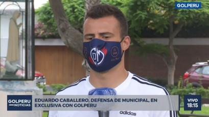Eduardo Caballero: