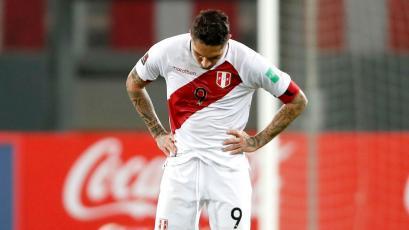 Copa Libertadores: Paolo Guerrero y el Internacional empataron en su visita a la U. de Chile