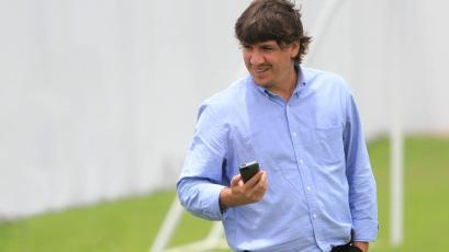 Jean Ferrari sobre Alberto Rodríguez: