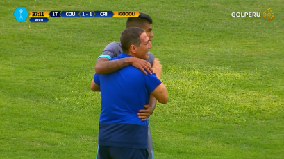 EN VIVO por GOLPERU: Comerciantes Unidos 1-1 Sporting Cristal