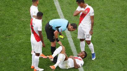 Último minuto: Jefferson Farfán se pierde el resto de la Copa América