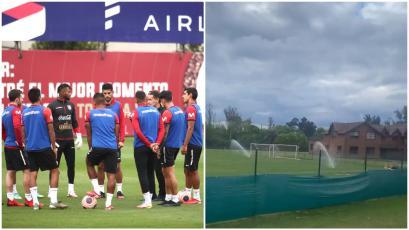 ¿Dónde está la Selección Peruana?