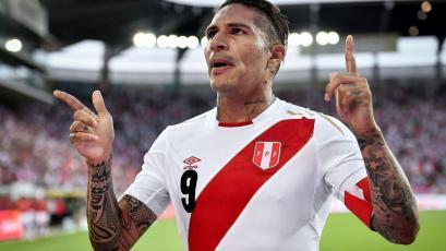 Paolo Guerrero cumple 35 años