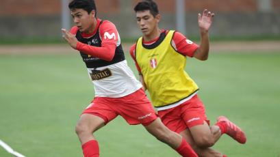 Selección Peruana Sub 20 se fortalece para el Sudamericano de la categoría