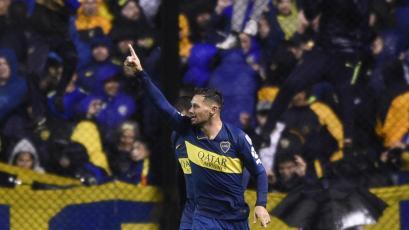 Copa Libertadores: Boca Juniors ganó en el estreno goleador de Mauro Zárate