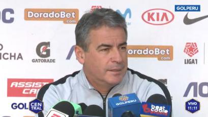 """Pablo Bengoechea: """"Esperamos contar con el nuevo refuerzo la próxima semana"""""""