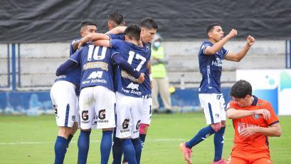 Liga1 Betsson: Cienciano venció 1-0 a la Universidad César Vallejo por la séptima fecha de la Fase 2 (VIDEO)