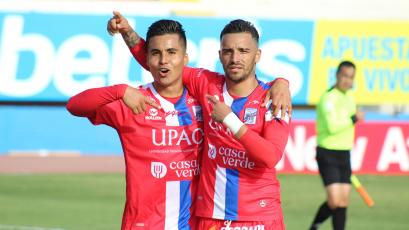 Liga1 Movistar: Carlos A. Mannucci se quedó con la victoria frente a Deportivo Binacional