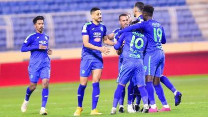 Christian Cueva generó el autogol en el empate 1-1 del Al-Fateh por la liga árabe (VIDEO)