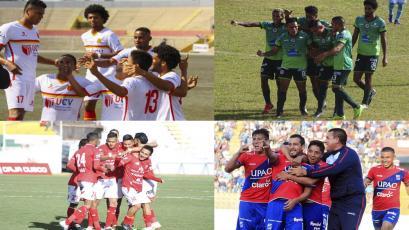 Segunda División: la tabla de posiciones y los resultados de la fecha 20