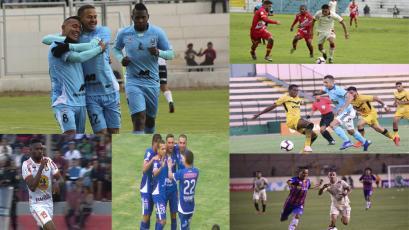 Torneo Apertura Liga1 Movistar: Los datos que dejó la fecha 6