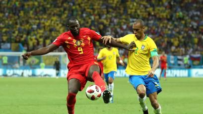 Rusia 2018: Bélgica superó a Brasil y enfrentará a Francia en semifinales