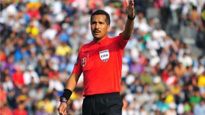 Miguel Santiváñez sería el árbitro para la segunda final de Liga1 Movistar