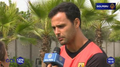 """Federico Nicosia: """"El buen juego ahora se ve reflejado en el resultado"""""""