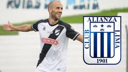 Federico Rodríguez, con pasado en la Serie A italiana, es nuevo jugador de Alianza Lima (VIDEO)