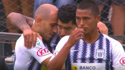 Alianza Lima vs. Sport Huancayo: el lujo de Federico Rodríguez para anotar gol a los 4 minutos (VIDEO)